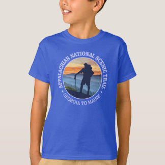 Appalachian Trail (rd)3 T-Shirt