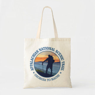 Appalachian Trail (rd)3 Tote Bag