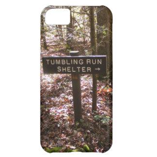 appalachian trail shelter pennsylvania fall iPhone 5C cases