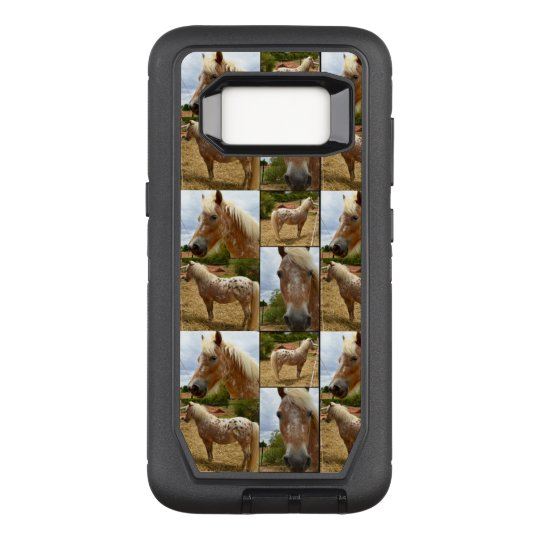 Appaloosa Horse,  Defender Samsung Galaxy S8 Case