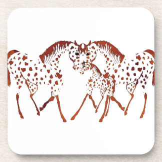 Appaloosa horse lover gifts and apparel coaster