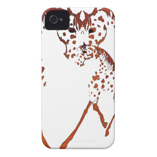 Appaloosa horse lover gifts and apparel iPhone 4 Case-Mate cases