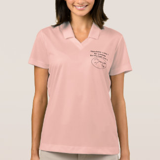 Appaloosa´s aren´t for everyone.  Dry fit sport T Polo Shirts