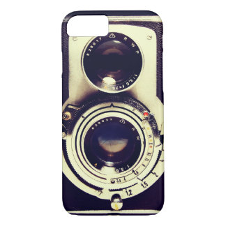 Appareil-photo vintage coque iPhone 7