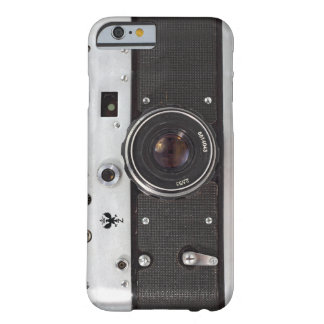 Appareil-photo : Z-001 Coque Barely There iPhone 6