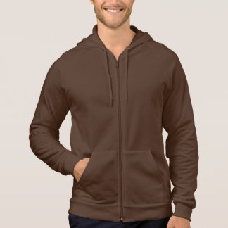 Apparel California Fleece Zip Hoodie unisex tshirt