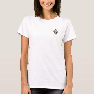 Apparel fleur-de-lis (front) and DIC logo (back) T-Shirt