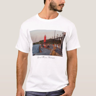 Apparel - Grand Haven, Michigan - Painted T-Shirt