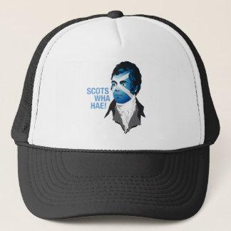 Apparel. Robert Burns, a great Scot! Trucker Hat