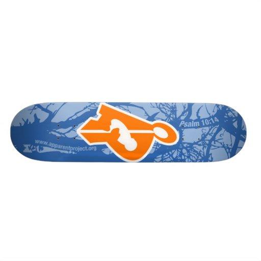 Apparent Project Comp deck Skate Decks