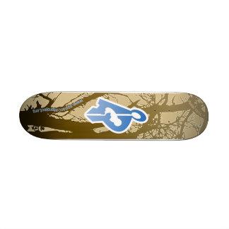 Apparent Project Mini Board Skate Board Deck