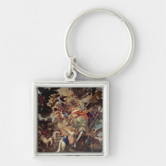 Apparition of St. Joseph to St. Theresa Key Chain
