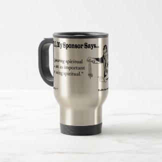 Appearing Spiritual... Travel Mug