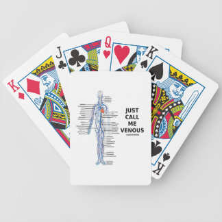 Appelez-juste moi les veines veineuses système jeu de poker