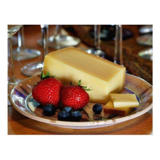 Appenzeller Cheese Postcard