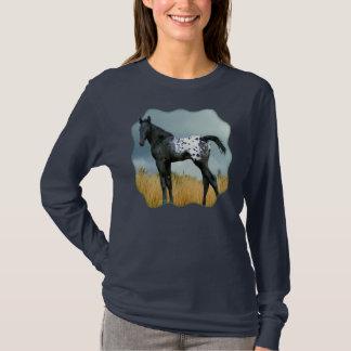 appHorse - Appaloosa Colt Long Sleeve T-shirt