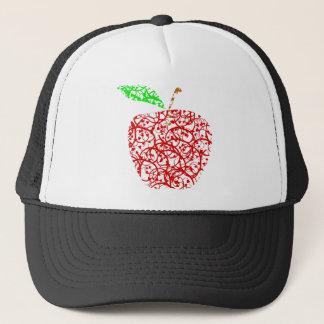 apple2 trucker hat