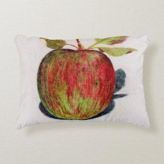 Apple Accent Pillow