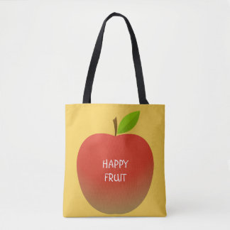 Apple and a Half(2 sides) Tote Bag