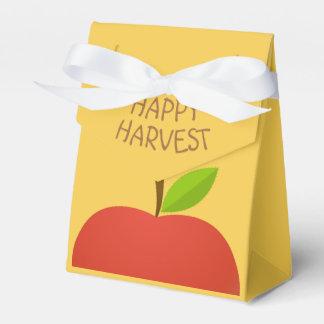 Apple and a Half Favor Box