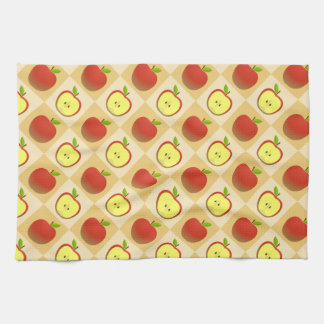 Apple and a Half Kitchen Towel