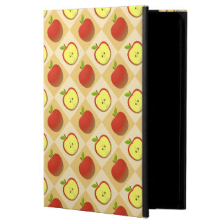 Apple and a Half pattern iPad Air Cover