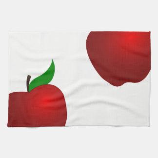 Apple and Apple Towel
