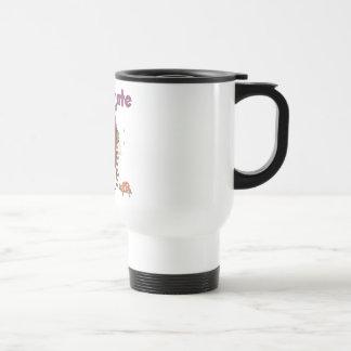 Apple and Bugs Celebrate 100 Tshirts and Gifts Coffee Mug