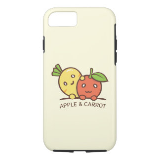 Apple and carrot Case