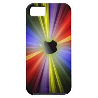 Apple and Colors iPhone 5 Case