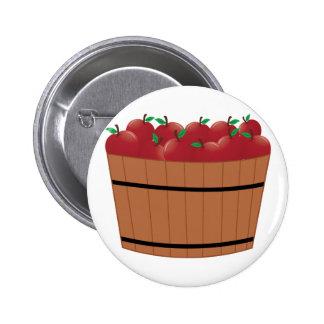 Apple Barrel 2 Inch Round Button