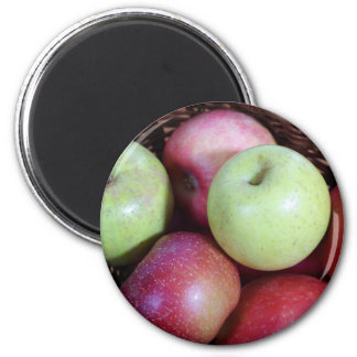 Apple Basket Magnet