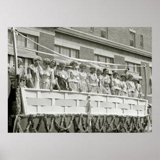 Apple Blossom Girls, 1925 Poster