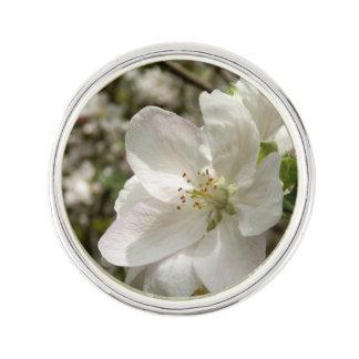 Apple Blossom Lapel Pin