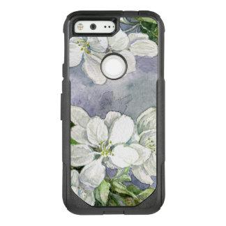 Apple blossom OtterBox commuter google pixel case