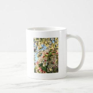 Apple Blossom Sunshine Coffee Mug