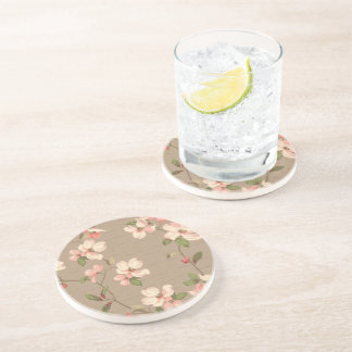 Apple Blossoms Coaster