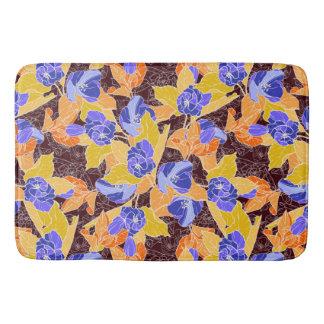Apple Blossoms Pattern Bath Mat
