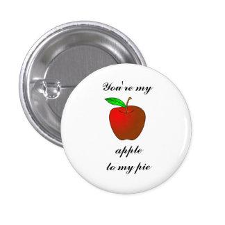 Apple Cheesy line button
