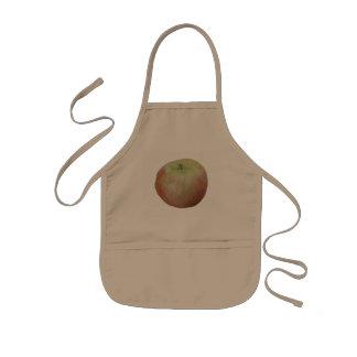 Apple Child's Apron