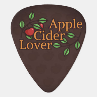 Apple Cider Lover Guitar Pick