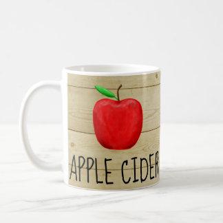 Apple Cider Red Apple Coffee Mug