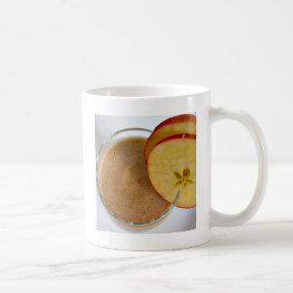 Apple cinnamon smoothie coffee mug