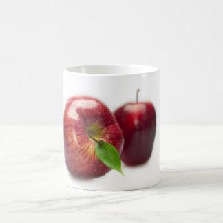 apple coffee mug