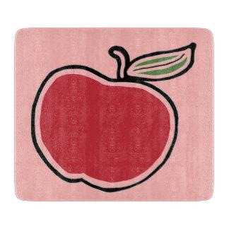 Apple Cutting Board