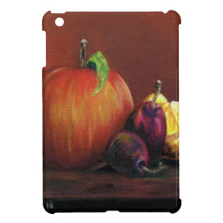 Apple, Damson and Lemon Cover For The iPad Mini