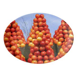 Apple Dessert Platter