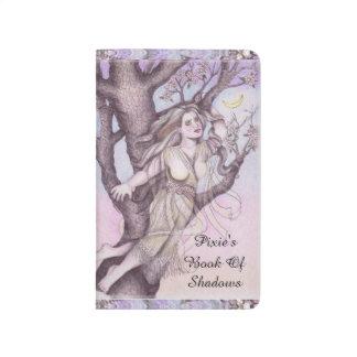 Apple Dryad Fairy Faerie Travel BOS Grimoire Journal