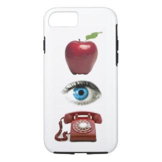Apple Eye Phone iPhone 7 case