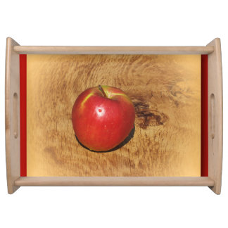 apple,food, kitchen, tray, kitchen decor, cooking, serving tray